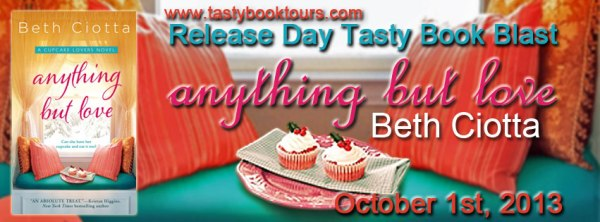 Anything But Love Beth Ciotta Release
