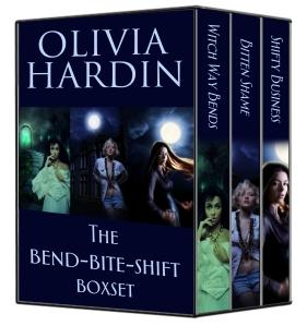 Olivia's boxset
