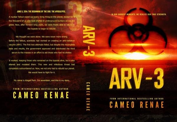 ARV-3 by Cameo Renae -Full Wrap