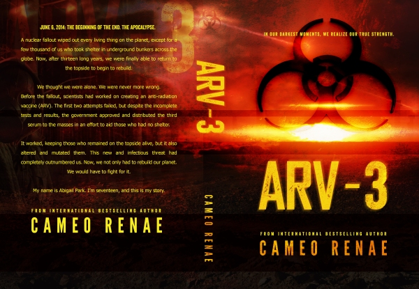 ARV-3 by Cameo Renae -Full Wrap