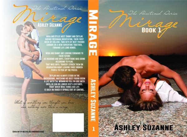 Mirage Paperback NEW1.2
